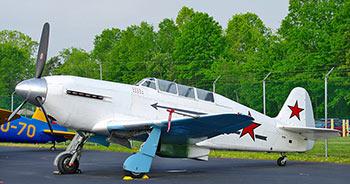 Classic Aircraft Sales - Yakolev Yak 11 & 3, De Havilland