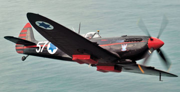 Black Magic Spitfire