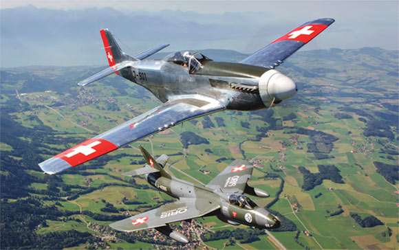 Airshows - Swiss Celebrations