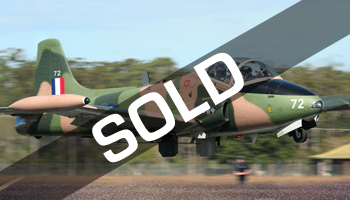 Strikemaster for sale