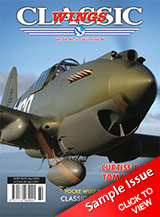 Classic Wings Sample Issue (PDF)
